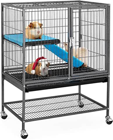 cage à chinchilla